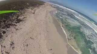 FPV,RC Quad, South Africa beachs - Kelp Bay