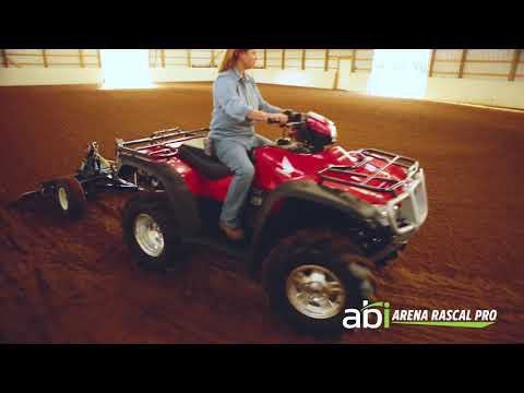 Arena Drags by ABI Attachments