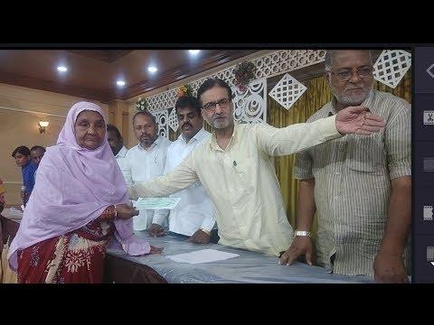 India hyd bahadurpura mandal shadi Mubarak checks Distribute