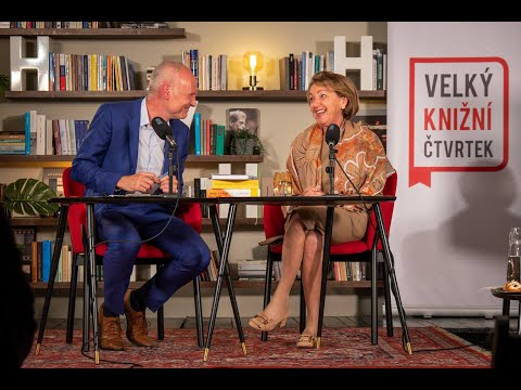 Přehrát video: Setkání s autory Velkého knižního čtvrtku