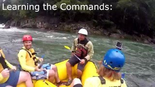 White Water Rafting Basics and Tips - Tully River Australia - Modern Daily Sports