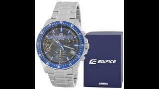 Видео обзор наручных часов CASIO EDIFICE EFV-540D-1A2