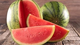 How To Make a Watermelon Cake [Reverse]