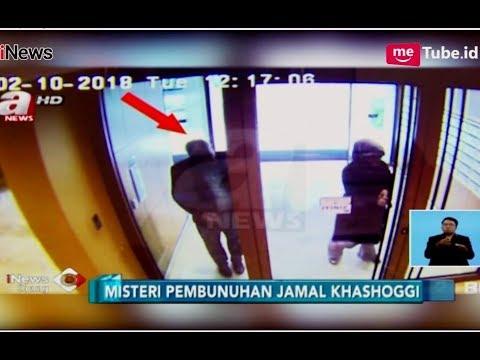 Pembunuhan Jamal Khashoggi, Putra Mahkota Arab Saudi Dicopot - iNews Siang 23/10