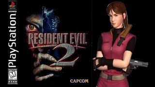 Resident Evil 2 GameCube. Сценарий за Клэр Б. Часть 2