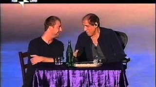 """Video thumbnail of """"La tristissima """"accusa"""" a Marco Masini  / Gli uomini non cambiano - 125mila cazzate"""""""