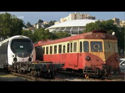 Eine Schmalspurreise auf Korsika - U Trinighellu