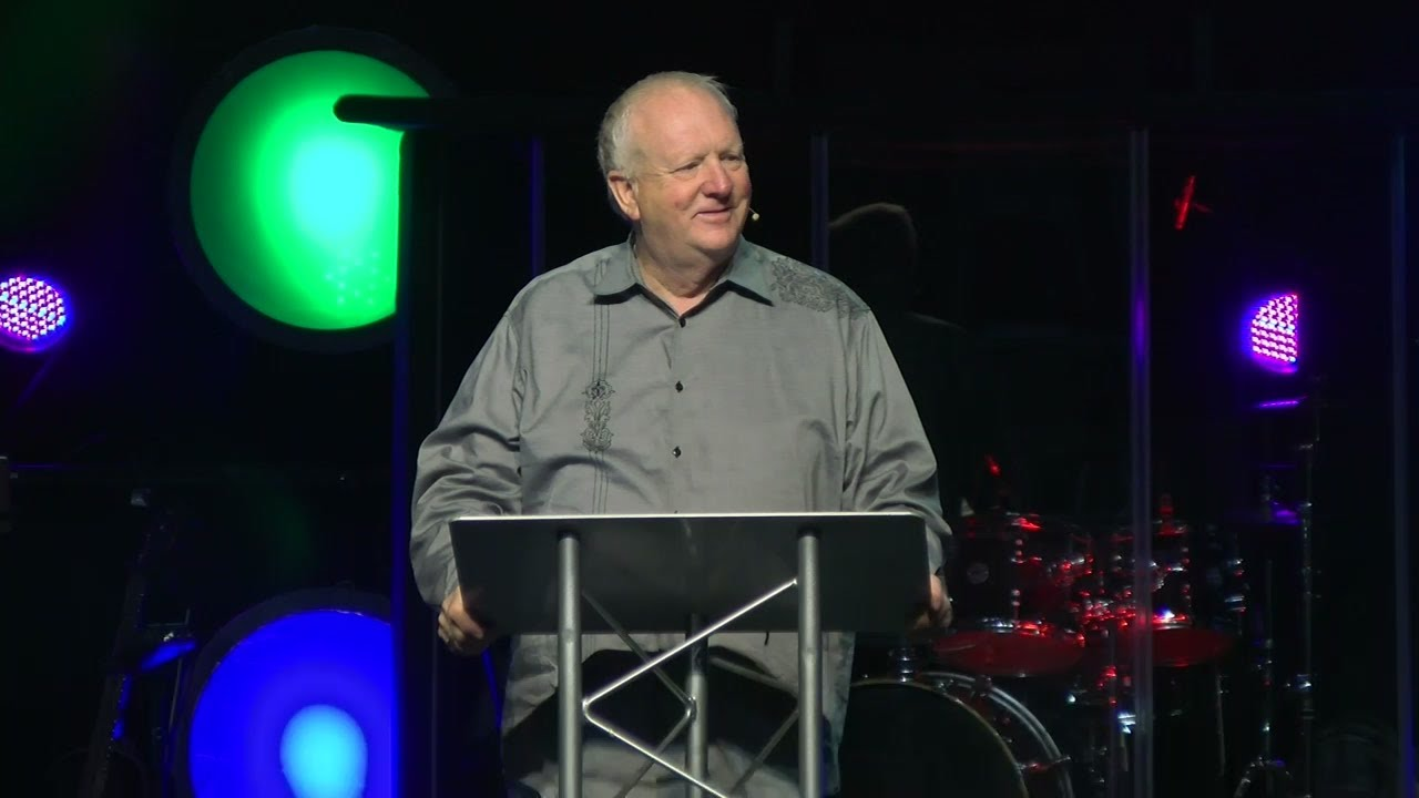 "10/25/20 – Pastor Robert Hogan – ""Be Strong in Adversity"""