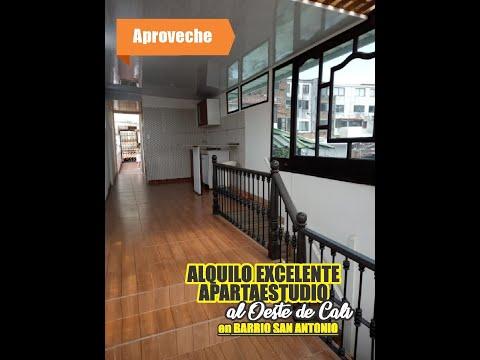Apartaestudios, Alquiler, San Antonio - $750.000
