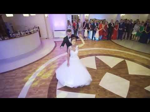 Перший Весільний Танець, відео 1