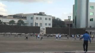 preview picture of video 'مباراة المرج ومدينة نصر'