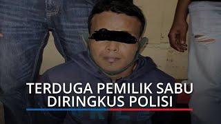 Seorang Pria Diringkus di Depan Pasar Bandar Buat Jalan Padang-Solok, Polisi Amankan BB Diduga Sabu