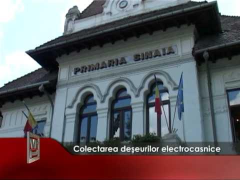 Centru de colectare a deseurilor electrocasnice