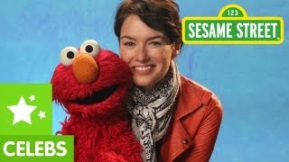 Sesame Street: Lena Headey helps Murray Relax