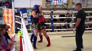 Supremacy Amateur League IV - Elin Oberg vs Liv Ninio