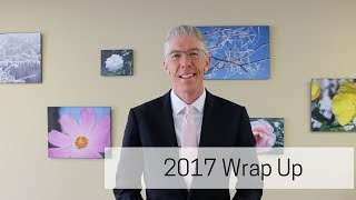 2017 Year End Wrap Up