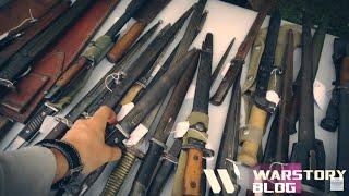 Блошиный рынок военного антиквариата в Ле Глез, Бельгия, покупки, интриги, расследования!