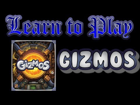 Learn to Play: Gizmos
