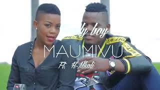 Fredy boy ft H Mkali maumivu official video HD
