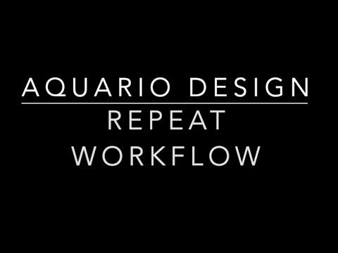 Aquario Design Online class: Repeat & Colorist in Illustrator