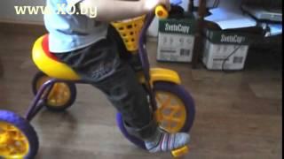 Велосипед Зубренок от компании Palatki-rukzaki - видео