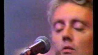 Roger Taylor The Cross Cowboys and Indians Live