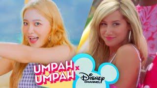 Red Velvet 'Umpah Umpah' But It's A Disney Channel Original Movie