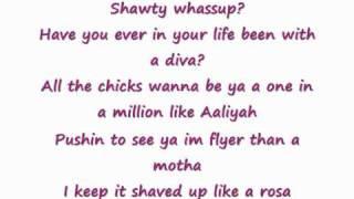 Dondria feat. Johnta Austin & Diamond - Shawty What's Up with Lyrics