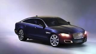 Jaguar XJ 2016   Automatic Headlamps and Intelligent High Beam Assist