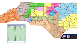 Lawmakers approve new North Carolina congressional map that could threaten Rep. Mark Walker's pol...
