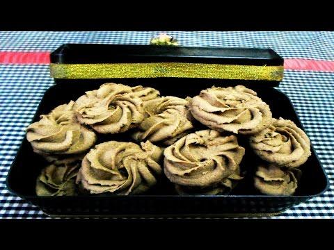 Video Resep dan Cara Membuat Kue Semprit Jahe(Kue Kering Lebaran)