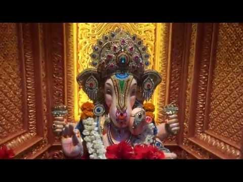 Jayesh Mhatre Home Ganpati Decoration Video