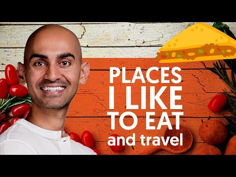 My Favorite Places to Eat and Explore