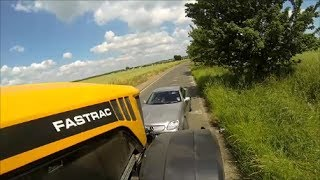 JCB Fastrac 8250 On The Road