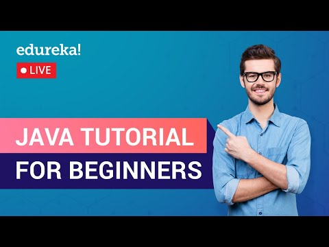 Java Tutorial | Java Programming Fundamentals | Java Training ...