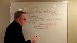 Calculating Inventory Costs: Holding Costs & Lost Sales