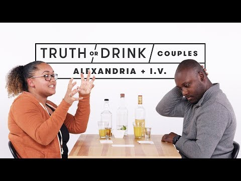 Couples Play Truth or Drink (Alexandrea & I.V.)