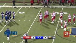 Cabot @ North Little Rock- 1st half 11-2-18