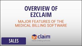 EZClaim - Vídeo