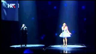 Nina Badric & Kaliopi - Da se opet tebi vratim