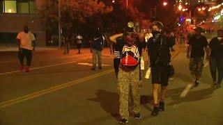 Сент-Луис: 80 арестованных за ночь