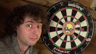 3 Bullseyes In Darts - 1 Week Challenge - Part 3