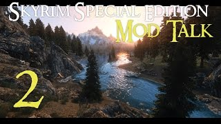 SKYRIM Special Edition - MOD TALK 2 - Water Mods