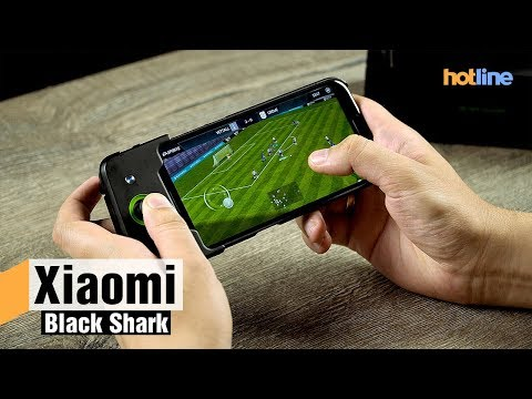 Обзор Xiaomi Black Shark (6/64Gb, Global, black)