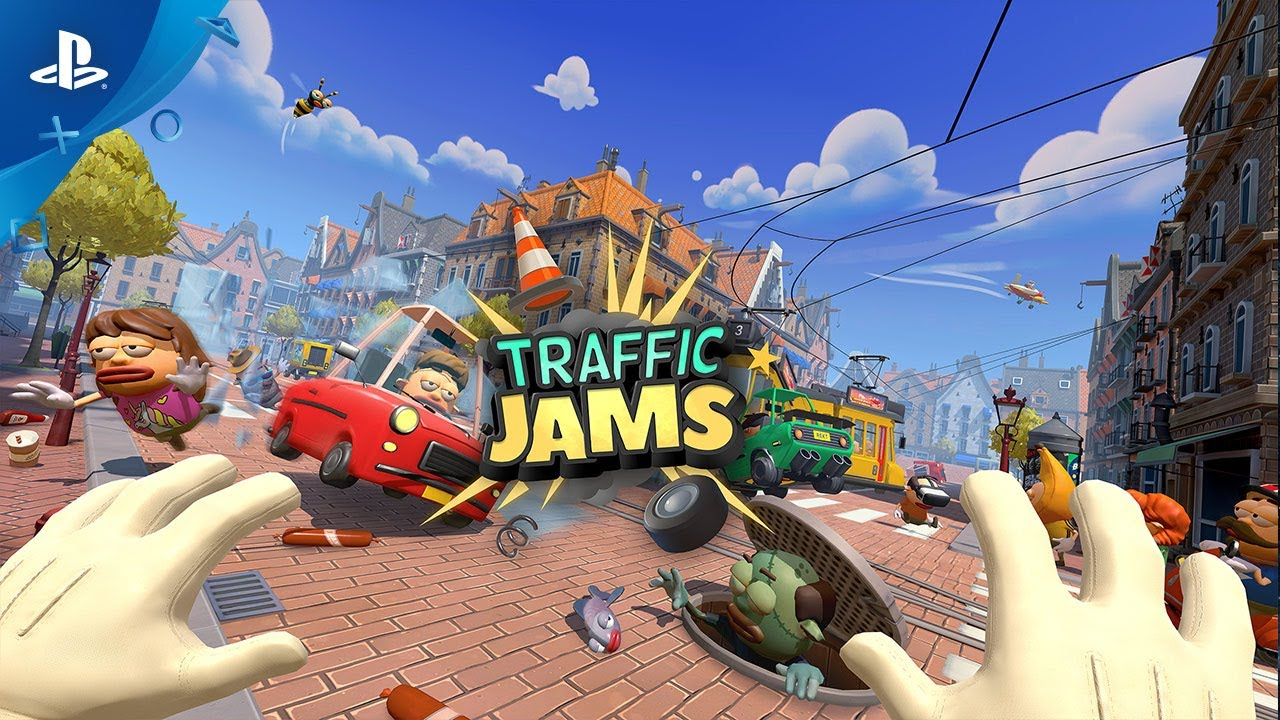 Traffic Jams brings traffic chaos to PS VR this September