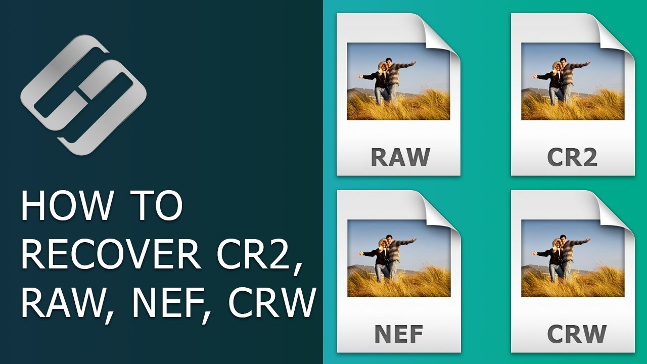 How to Recover Cr2, RAW, NEF, CRW Photos after Deleting or Formatting
