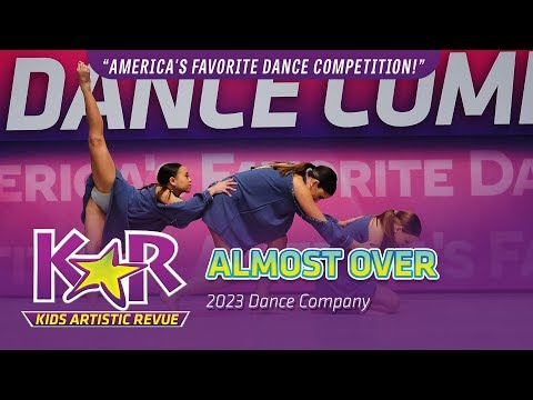 """Almost Over"" from 2023 Dance Company"