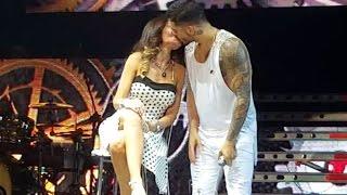 Tengo Un Amor - Maluma en Mendoza 'Besa a Fan' (6.12.16 Arena Maipu) #HD