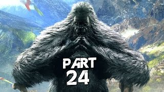 Far Cry 4 Walkthrough Gameplay Part 24 - Yeti - Campaign Mission 21 (PS4)