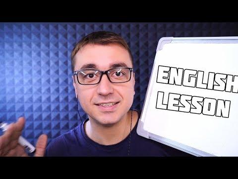АСМР Ролевая Игра - Учитель Английского Языка